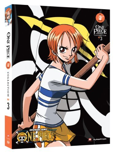 One Piece Collection 3 One Piece Tv14 4 DVD