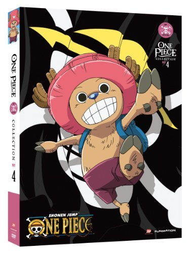 One Piece Collection 4 DVD Tv14 4 DVD