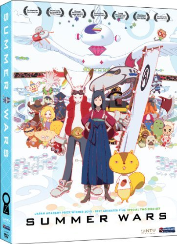 Summer Wars Movie Nr 2 DVD