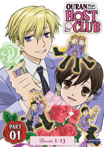 Ouran High School Host Club Season 1 Pt. 1 Nr