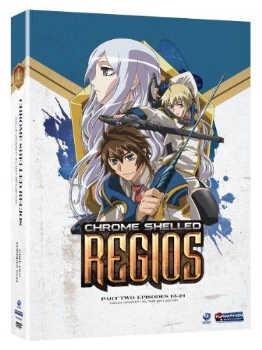 Pt. 2 Chrome Shelled Regios Ws Tvma 2 DVD