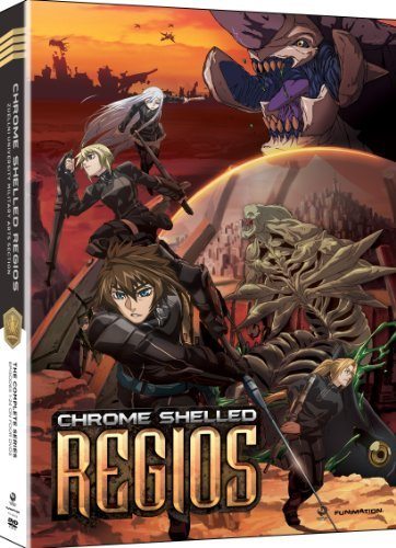 Chrome Shelled Regios Chrome Shelled Regios Ws Tvma 4 DVD