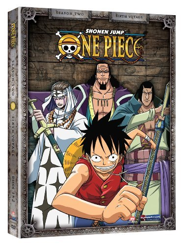 One Piece Season 2 Sixth Voyage Nr
