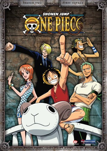 One Piece Season 2 Voyage 1 Tv14 2 DVD