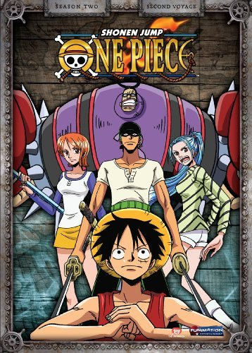 One Piece Season 2 Second Voyage Nr 2 DVD