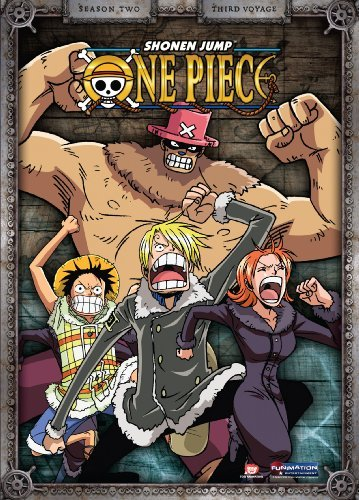 One Piece Season 2 Voyage 3 Tv14 2 DVD