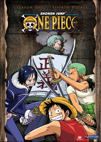One Piece Season 1 Fourth Voyage Nr 2 DVD