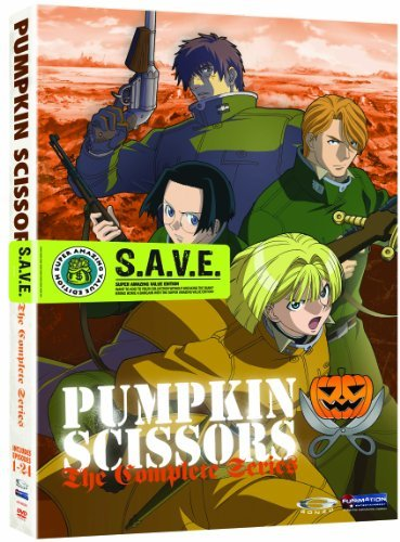 Pumpkin Scissors Series Set Pumpkin Scissors Ws Tv14 4 DVD