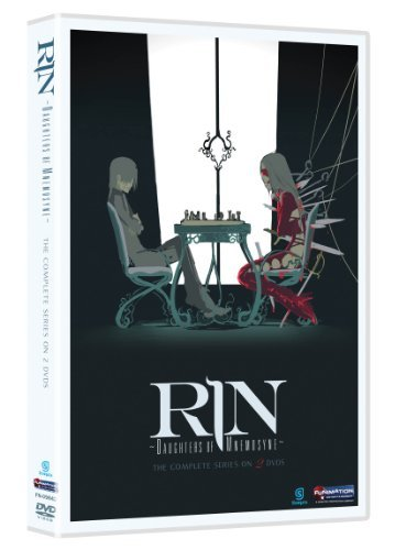 Rin Daughter Of Mnemosyne Com Rin Daughter Of Mnemosyne Ws Tvma 2 DVD