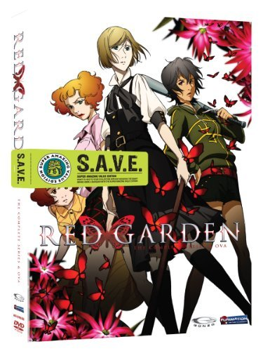 Red Garden Complete Series & Red Garden Tvma 4 DVD