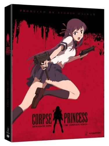 Corpse Princess Complete Series Tvma 4 DVD