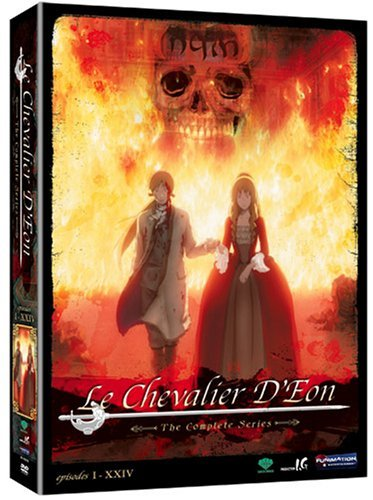 Le Chevalier D Eon Complete Box Set Nr 5 DVD