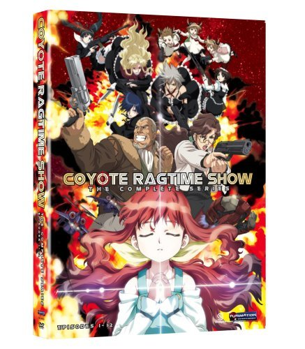 Coyote Ragtime Show Complete Box Set Nr 2 DVD