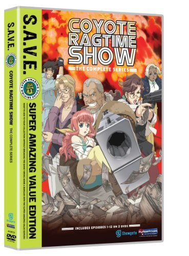Coyote Ragtime Show Complete Box Set S A V E Tv14 2 DVD