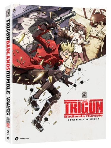 Trigun Badlands Trigun Badlands Ws Tv14