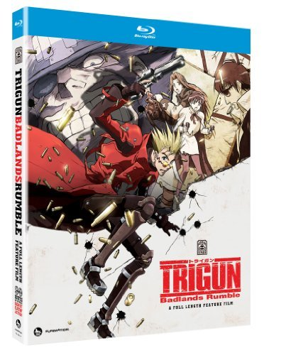 Trigun Badlands Rumble Trigun Badlands Blu Ray Ws Tv14