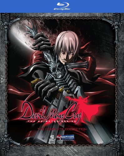 Devil May Cry Complete Series Ws Blu Ray Nr 2 DVD