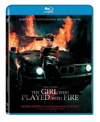Girl Who Played With Fire Rapace Nyqvist Blu Ray R Ws