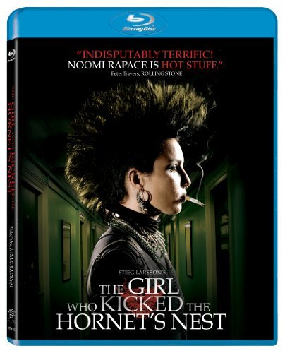 Girl Who Kicked The Hornet's Nest Rapace Nyqvist Endre Blu Ray R