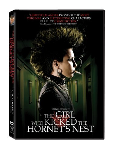 Girl Who Kicked The Hornet's Nest Rapace Nyqvist Endre DVD R Ws