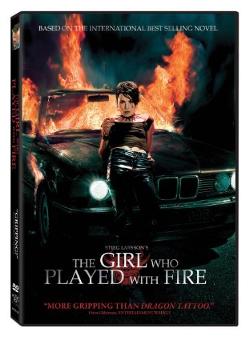 Girl Who Played With Fire Rapace Nyqvist DVD R Ws