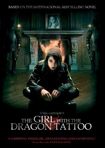 Girl With The Dragon Tattoo Nyqvist Rapace DVD R Ws