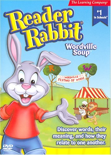 Reader Rabbit Wordville Soup Clr Chnr