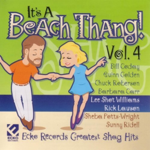 It's A Beach Thang! Vol. 4 Ecko's Greatest Shag Hi Carr Coday Golden It's A Beach Thang!