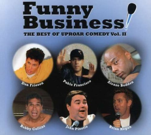 Funny Business Vol. 2 Funny Business Regan Pinette Francisco Collin