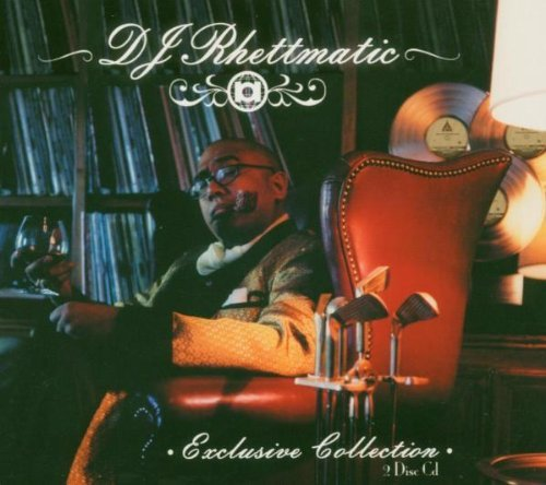 Dj Rhettmatic Exclusive Collection 2 CD Set