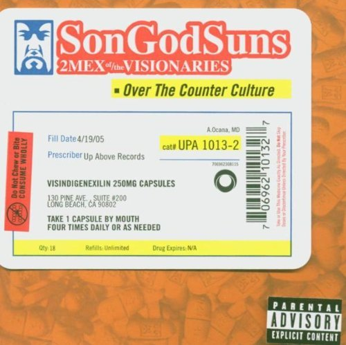 Songodsuns Over The Counter Culture Explicit Version