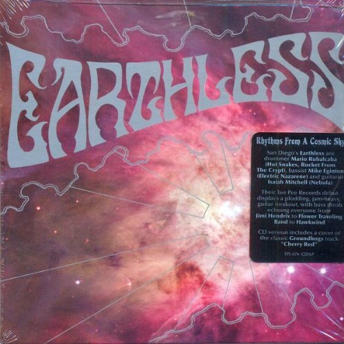 Earthless Rhythms From A Cosmic Sky Marble Pinkish Purple Vinyl