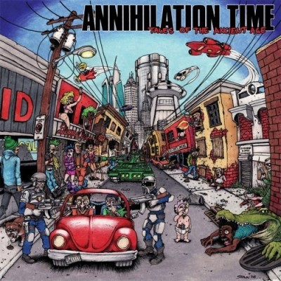 Annihilation Time Tales Of The Ancient Age Explicit Version