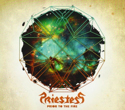 Priestess Prior To The Fire Incl. Download Card