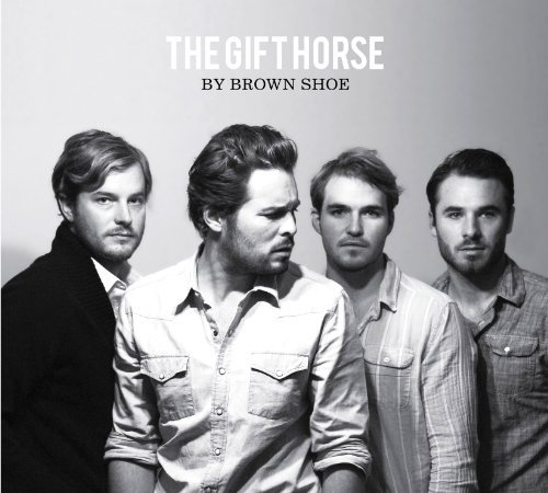 Brown Shoe Gift Horse