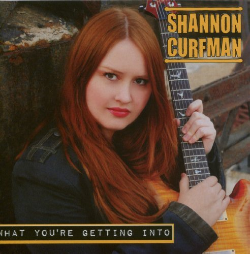 Shannon Curfman What You're Getting Into