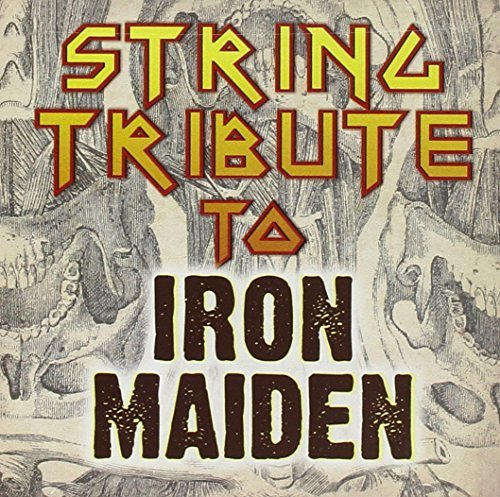 Iron Maiden Tribute String Tribute To Iron Maiden T T Iron Maiden