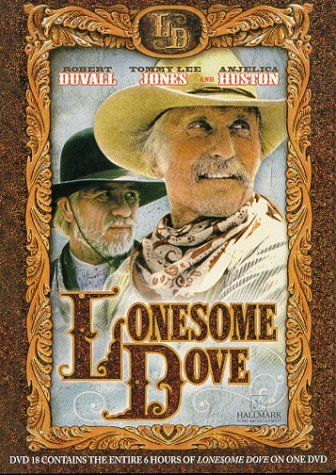 Lonesome Dove Duvall Jones Huston Clr Dss Keeper Nr