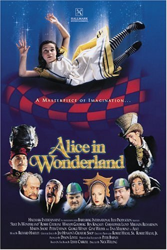 Alice In Wonderland (1999) Short Goldberg Clr Keeper Nr