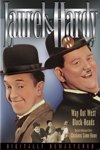 Laurel & Hardy 2 Laurel & Hardy 2 Clr Nr