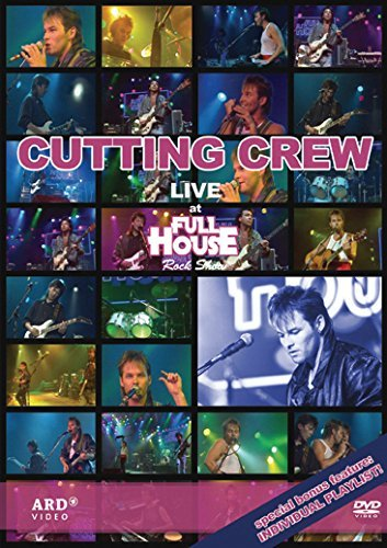 Cutting Crew Live At Full House Nr