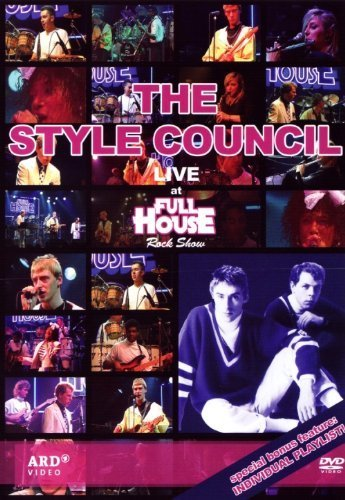 Style Council Live At Full House Nr