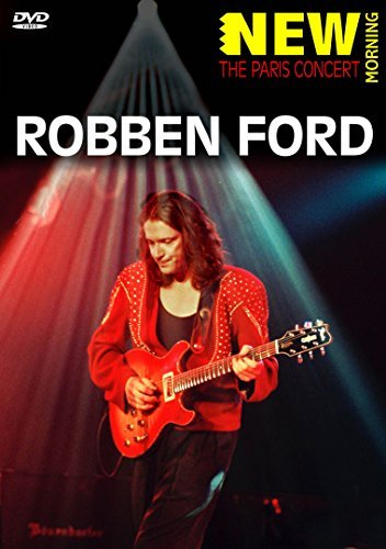 Robben Ford New Morning Paris Concert Nr
