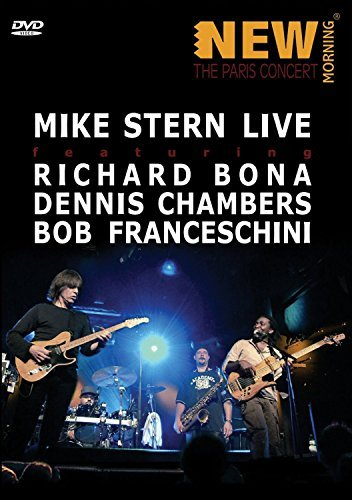 Mike Stern Paris Concert Nr