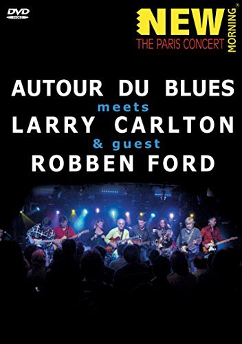 Autour Du Blues Meets Larry Ca Carlton Ford Nr
