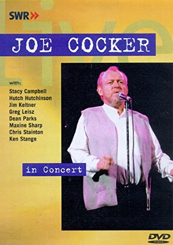 Joe Cocker In Concert Nr
