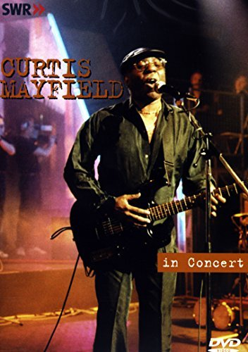 Curtis Mayfield In Concert Nr