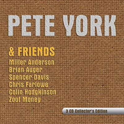 Pete & Friends York Pete York & Friends 3 CD