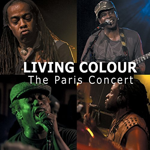 Living Colour Paris Concert