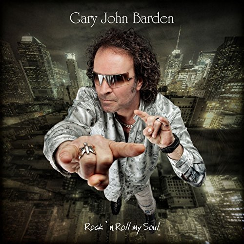 Gary Barden Rock 'n' Roll My Soul